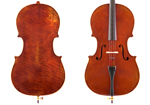 Jay Haide 7/8 Cello top